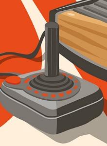 Arte Roswell: ¡Que vuelvan las consolas de madera!