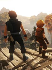 El gameplay de Brothers: A Tale of Two Sons como poco va a parecerte interesante