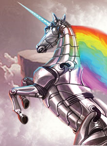Análisis de Robot Unicorn Attack 2 para iOS