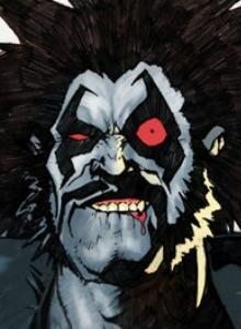 Lobo se presenta a la fiesta de Injustice: gods among us
