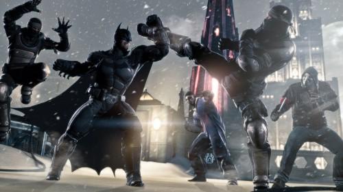 Batman ya se da de leches en su nuevo tráiler