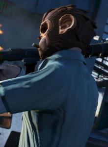 Tormenta de imágenes de GTA V