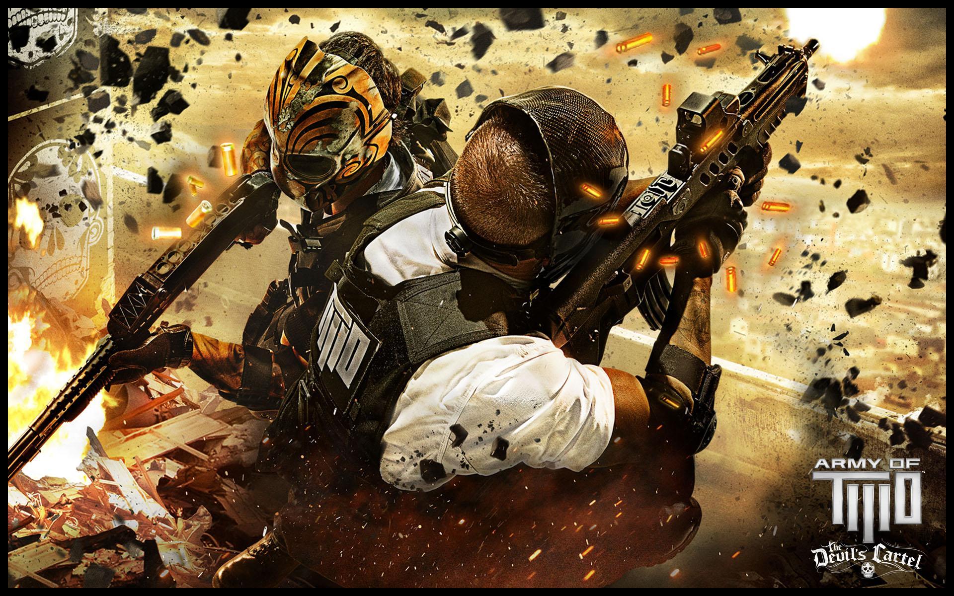 Game Similar To Gears Of War