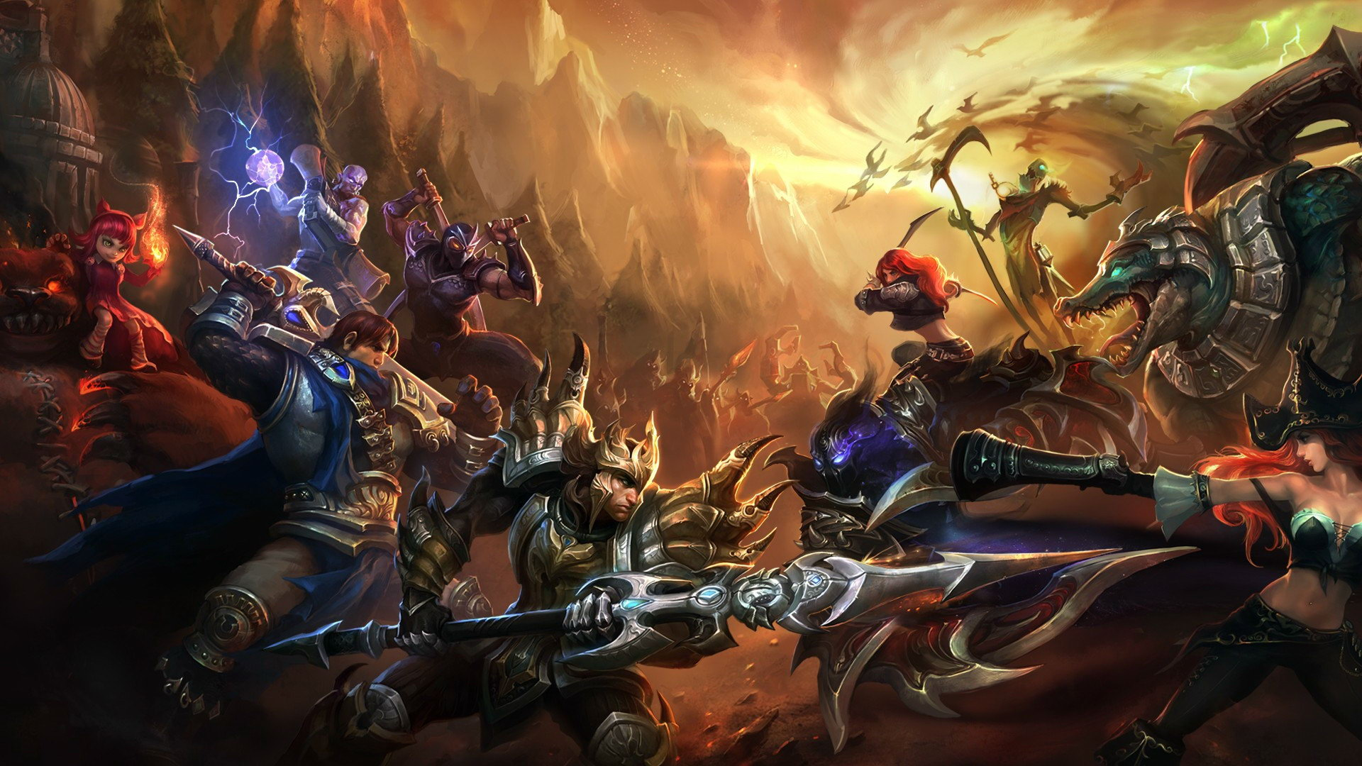 ¿Qué es el LOL? Latest-beautiful-wallpapers-of-League-of-Legends-01