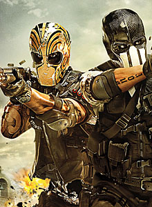 Análisis de Army of Two: The Devil's Cartel para Xbox 360