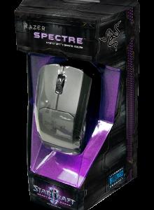 Razer Spectre tu ratón de Starcraft 2 válido para todos los juegos