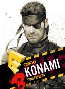 [E3 2013] Conferencia de Konami