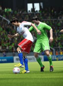 FIFA 14 falla goles de cojones en su primer gameplay