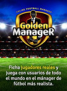 Presentamos Golden Manager, el juego de Piqué