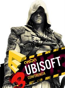 [E3 2013] Sigue con AKB la conferencia de UBISOFT