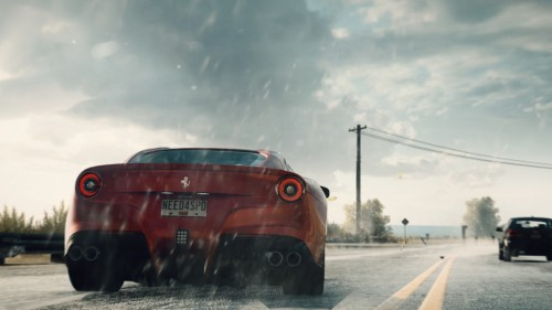 Gameplay de la versión de Xbox One de Need for Speed Rivals