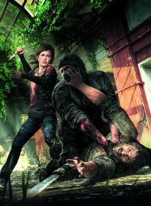 Jugando a The Last of Us en directo