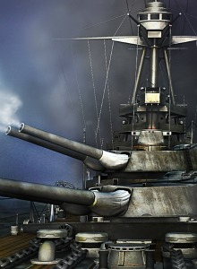 [E3 2013] World of Warships quita el hipo con este tráiler
