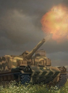 Artillero, World of Tanks se actualiza pensando en ti