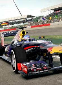 F1 2014, vuelta rápida en el circuito de Spielberg (Austria)