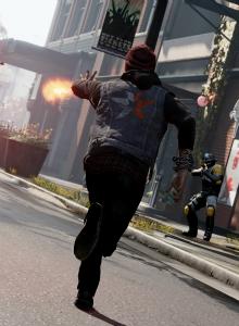 Cinco imágenes del Infamous para PS4