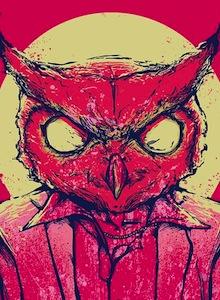 Galería de ilustraciones fan art de Hotline Miami