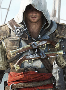 Assassin's Creed IV: Black Flag enseña su potencia next gen