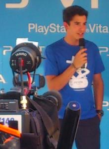 Crónica del Evento de PS Vita: ¿Te atreves con los Márquez?