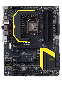 Análisis de la placa base MSI Z87 MPOWER