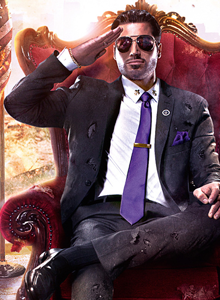 Segundo vídeo de la serie «Hail to the Chief» de Saints Row IV