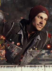 Nuevo gameplay de inFamous Second Son para PS4