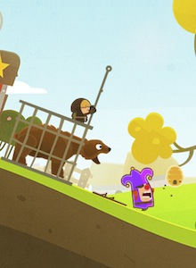 Gameplay de Tiny Thief para Android