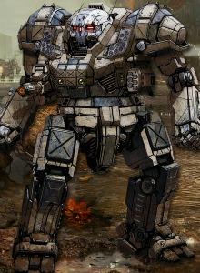 Mechwarrior Online pisará fuerte el 17 de septiembre