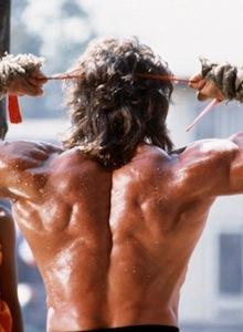 Trailer del videojuego de Rambo