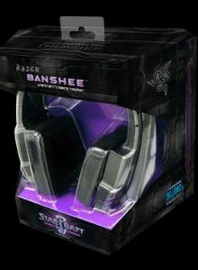 Razer Banshee para Starcraft II y todo lo que tú quieras