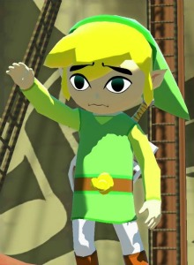 Una de imágenes de The Legend of Zelda: Wind Waker HD