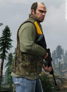 Una de nuevas imágenes de GTA V, por favor