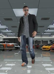 Gameplay de GTA Online: Así se crea un personaje