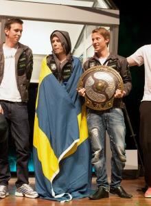 El equipo Razer, The Alliance, gana 1 millón de Euros gracias a DotA 2