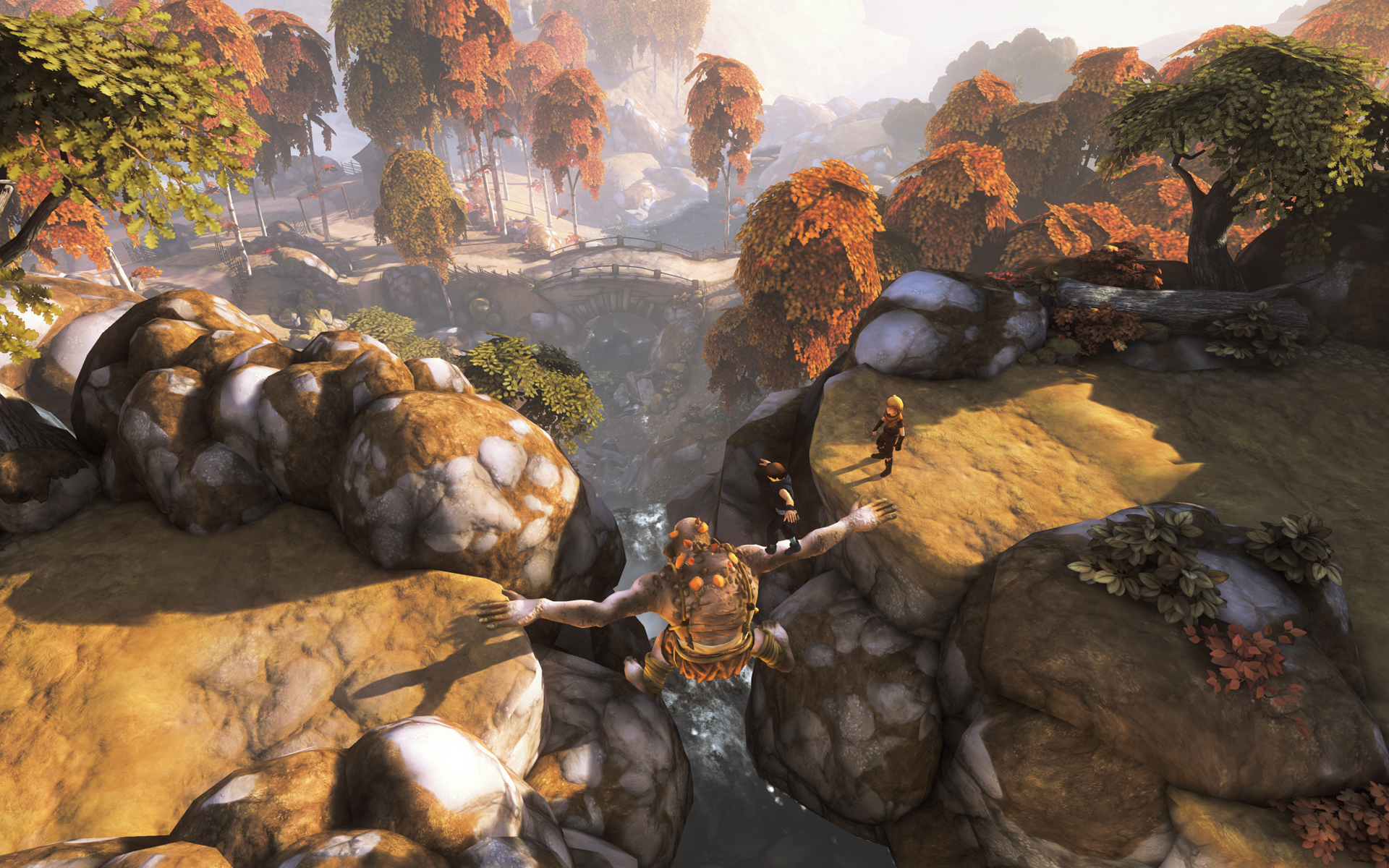 [Gameplay] Jugando a Brothers: A Tale of Two Sons