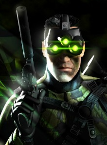 Sam Fisher capado en WiiU