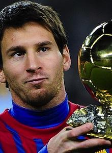 Messi será la estrella de la caja de Xbox One en su lanzamiento