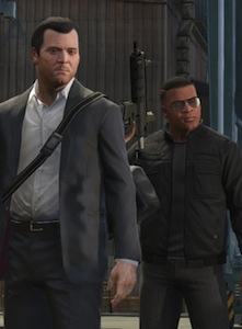 Nueva galería de GTA V, el blockbuster de Rockstar