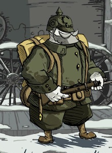 Ubisoft presenta Valiant Hearts: The Great War