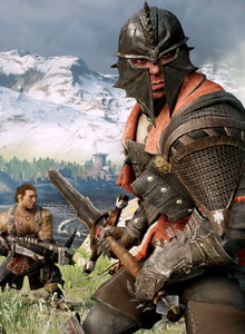 Nuevo y orgásmico material de Dragon Age Inquisition
