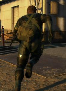Nuevas imágenes de Metal Gear Solid V para PS4 y Xbox One