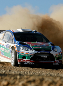 WRC 4 llega en octubre a PC, PS3, Xbox 360 y PS Vita