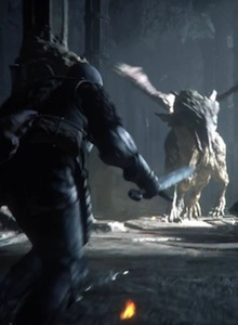 4 minutos de Deep Down para PS4 desde el TGS 13