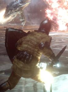 Tres nuevas imágenes de Deep Down para PS4
