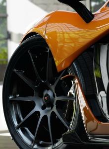 Quemando rueda con Forza 5