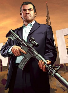 Primer truco de GTA V en PS4 y Xbox One