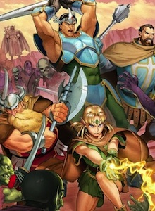 Análisis de Dungeons & Dragons Chronicles of Mystara para Wii U