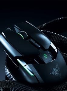 Análisis del ratón Razer Ouroboros para PC