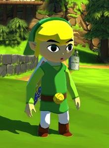 Comparativa de Zelda: Wind Waker para GameCube y para Wii U