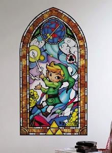Alucinantes vinilos de pared de Zelda Wind Waker